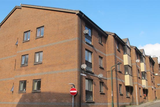 Featured, Abertillery, Supported living