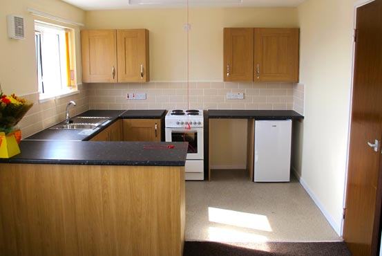 Featured, interior, Supported living