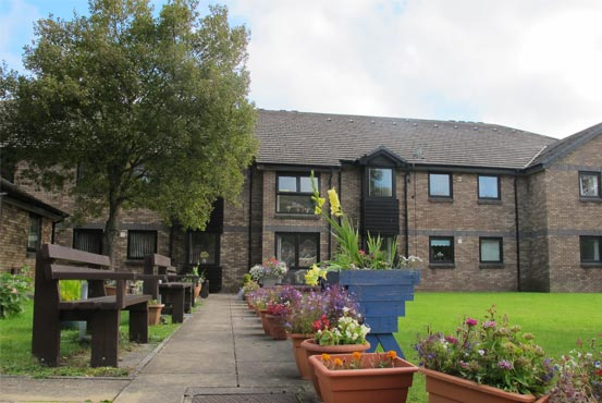 Featured , Blaina, Supported living